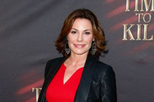 NEW YORK- OCT 20: Reality star LuAnn de Lesseps attends the Broa