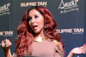 """Snooki by Nicole Polizzi"" Supre Tan Launch"