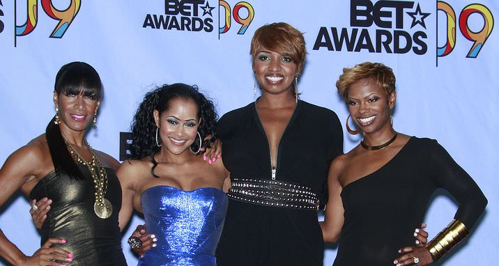 LOS ANGELES - JUN 28: The Real Housewives of Atlanta in the Pres