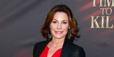 NEW YORK- OCT 20: Reality star LuAnn de Lesseps attends the Broa